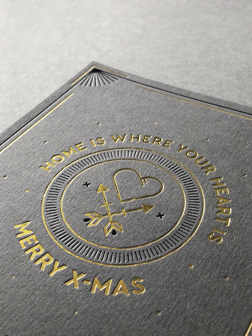 Heißfolienprägung Letterpress Manufaktur Hamburg